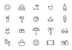 Vecteurs de Playa