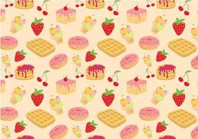 Caramelos sin patrón Vectores