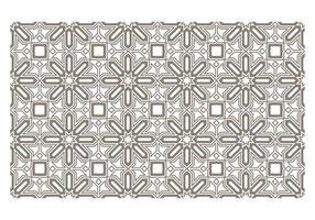 Seamless islamiska mönster