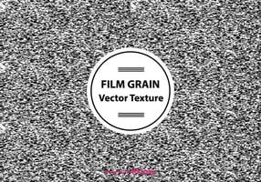 Abstract Film Grain Texture Vector