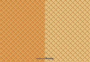 Wafels Vector Pattern