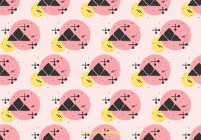 Flat Geometric Vector Pattern