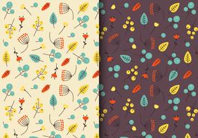 Vintage Floral Pattern