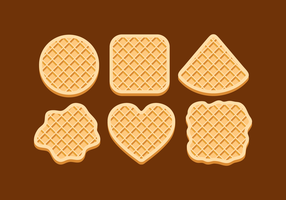 wafels Vector