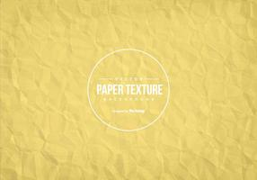 Wrinkled Paper Texture Background
