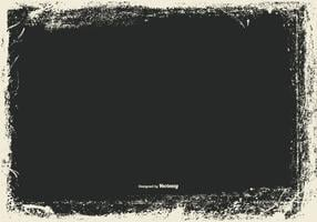 Vector Grunge Frame Bakgrund