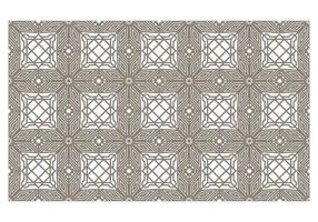 Islámica vector de patrón