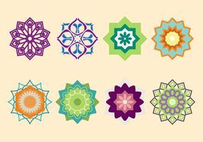 Islamitische ornament Vector