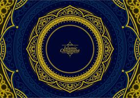 Islamic Ornament Gratis Vector