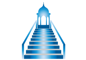 Minbar Mosuqe Pulpit Vector