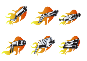 Exhaust Free Vector Art - (14,036 Free Downloads)