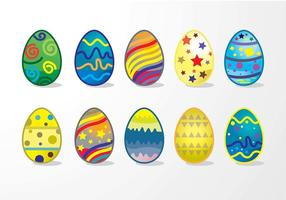 Easter Eggs Colour Creation Variant
