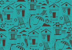 Beach-cabana-pattern-vector