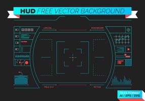 Antecedentes HUD libres del vector