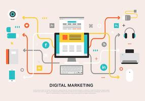 Vector Digital Design and Marketing