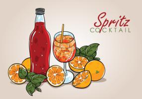 Spritz Ilustração