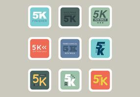 5k races iconen