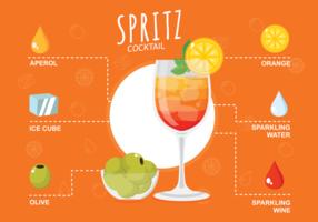 spritz infografica