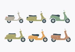 Lambretta icon set