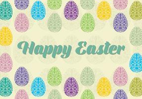 Fundo feliz de Easter