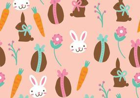 Motif mignon de Pâques