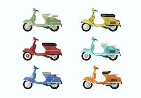 Lambretta Vector Collections