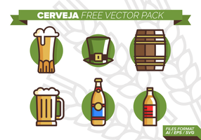 Cerveja Free Vector-Pack