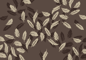 Pluma Background vector