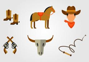 Flat Gaucho Icon