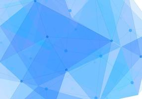 Livre Background Vector Azul Polygon