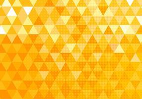Vecteur libre fond lumineux polygonal