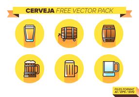 Cerveja gratuit Pack Vector