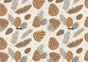 Denneappels Pattern Classic Vector