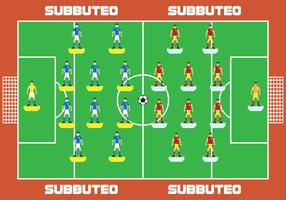 Subbuteo Game Player