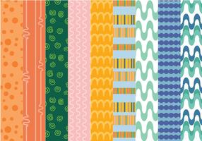 Free Ornamental Patterns Vectors
