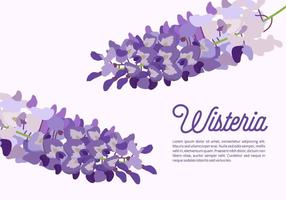 Background Wisteria