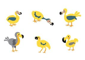 Free Vector pássaro Dodo animal