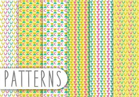 Vector-decorative-pattern-set