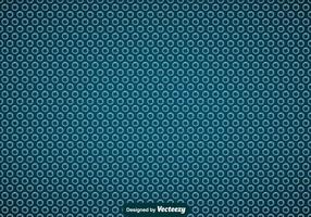 Bubbles Vector Seamless Pattern