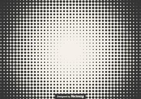 Halftone Vector Illustratie