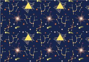 Free Space Pattern Vectors