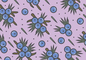 Juniper Pattern Background