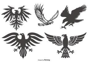 Vinatge Eagle Shapes Sammlung