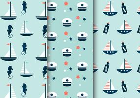 Free Sea Nautical Pattern