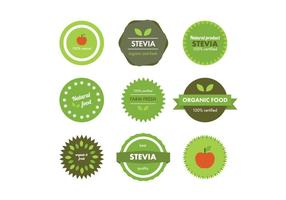 Natural Food Badges