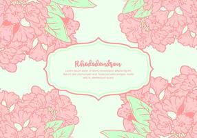 Rhododendron Background