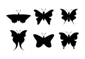 Gratis Beautiful Mariposa Vector