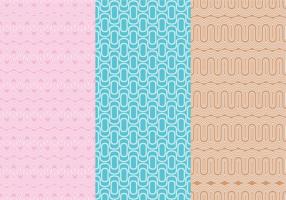 Copacabana-Muster-Hintergrund