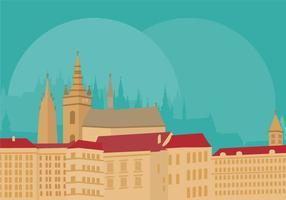 Prag landmärken