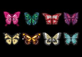 Vecteurs Mariposa